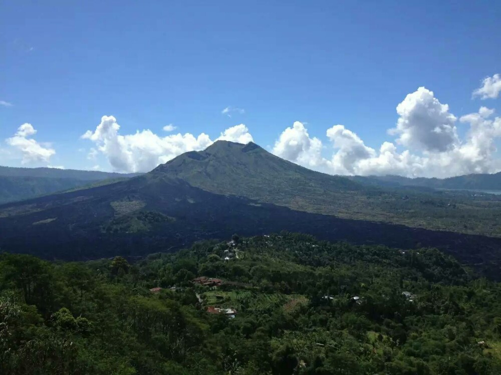 阿贡火山喷发