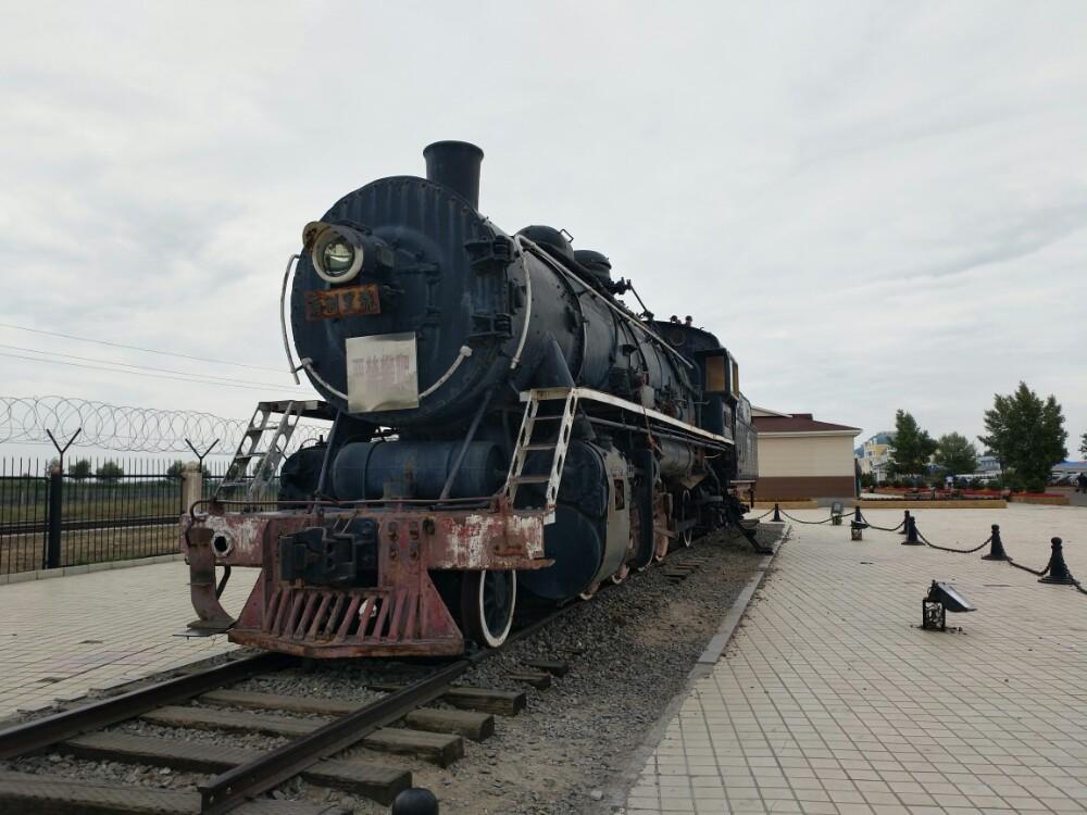 火车头广场