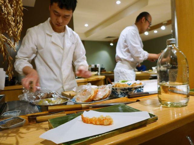 料理襄阳美食的天妇罗探秘店金街北京最好图片