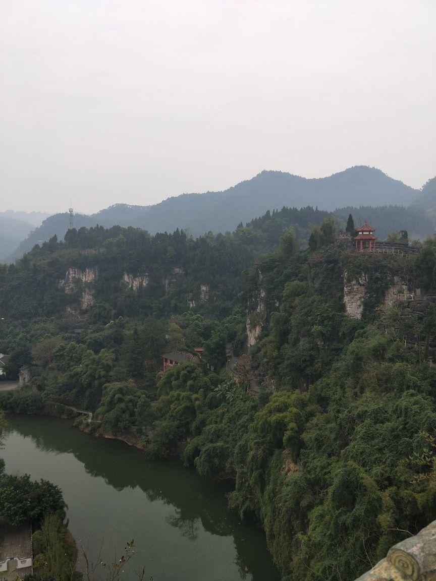 【携程攻略】重庆三峰泉风景旅游度假区景点,景区风景