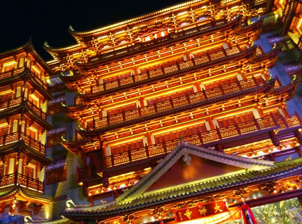 广州大佛寺旅游景点攻略图