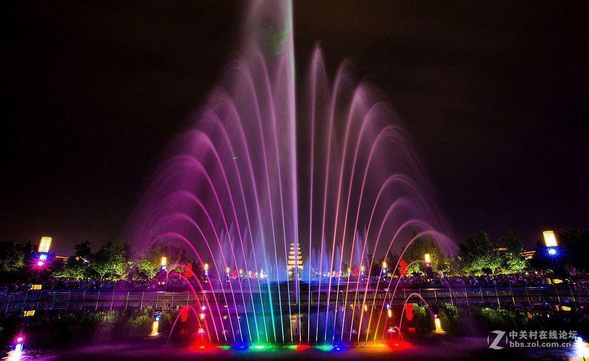 携程攻略西安大雁塔北广场音乐喷泉好玩吗西安大图片
