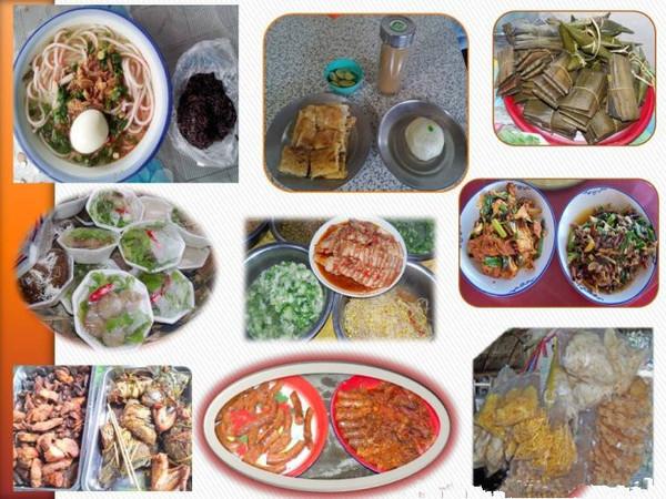 带你吃遍缅甸拉斯维加斯城的街边美食美食淘宝东北图片