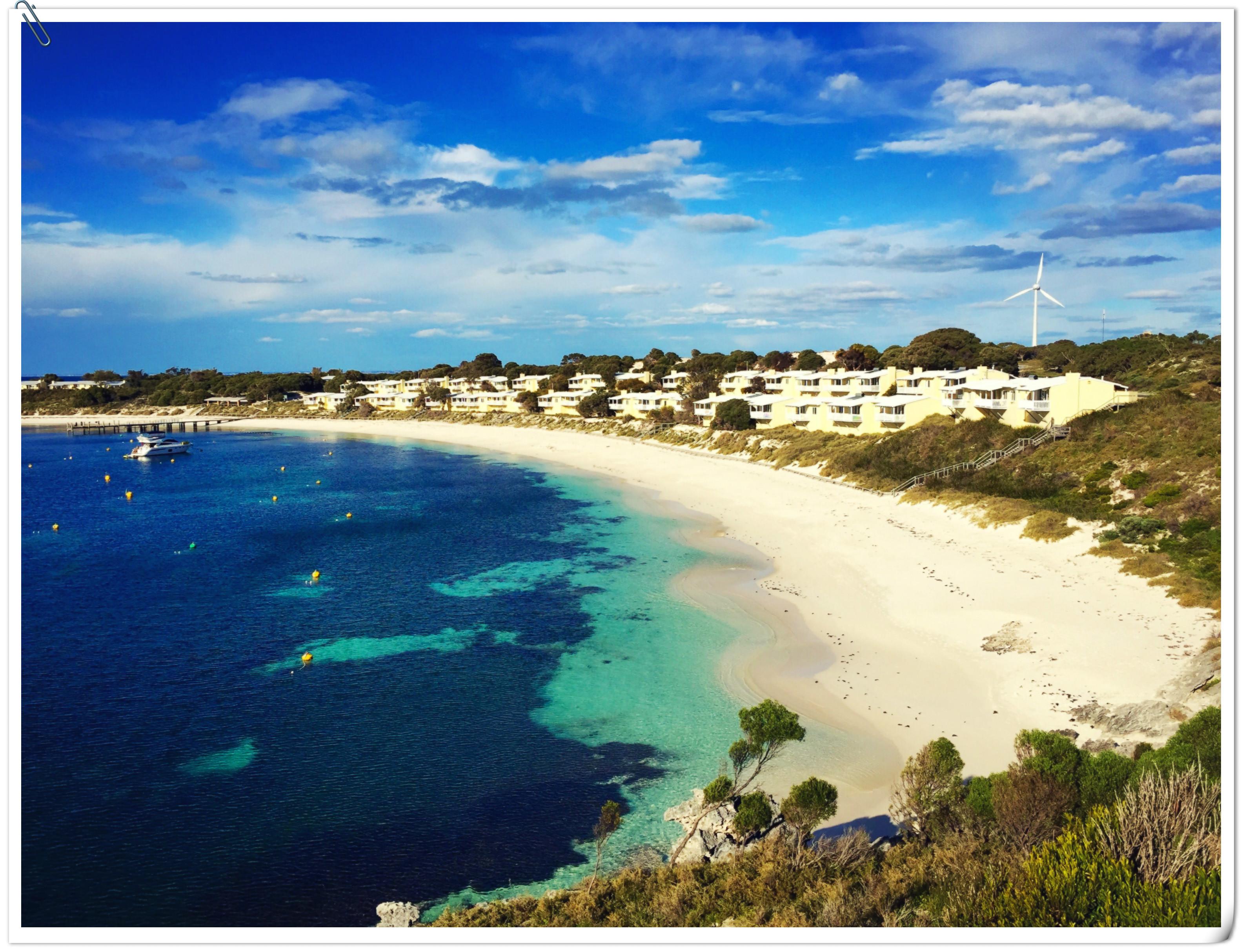 洛特尼斯岛旅游景点攻略图