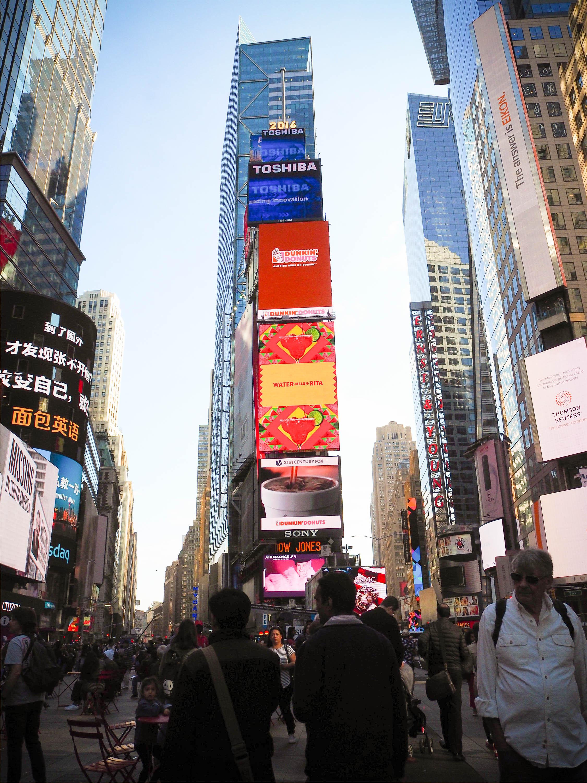 曼哈顿时代广场