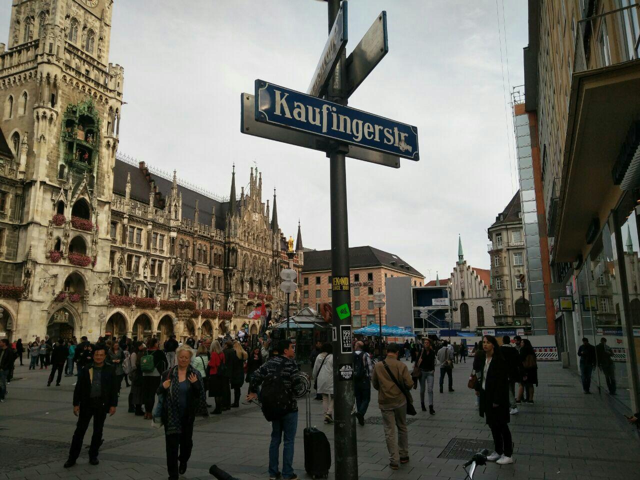 外国广场平面设计图