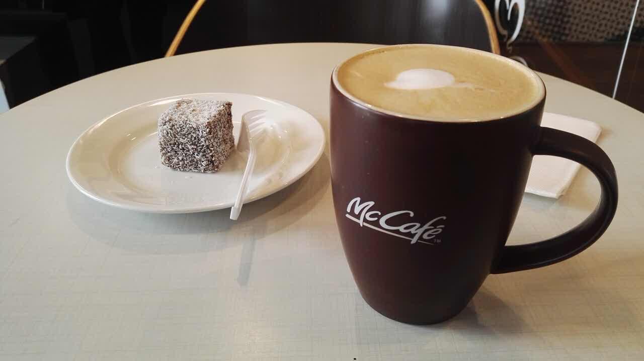 麦当劳咖啡杯子_麦当劳(青岛延吉路店)
