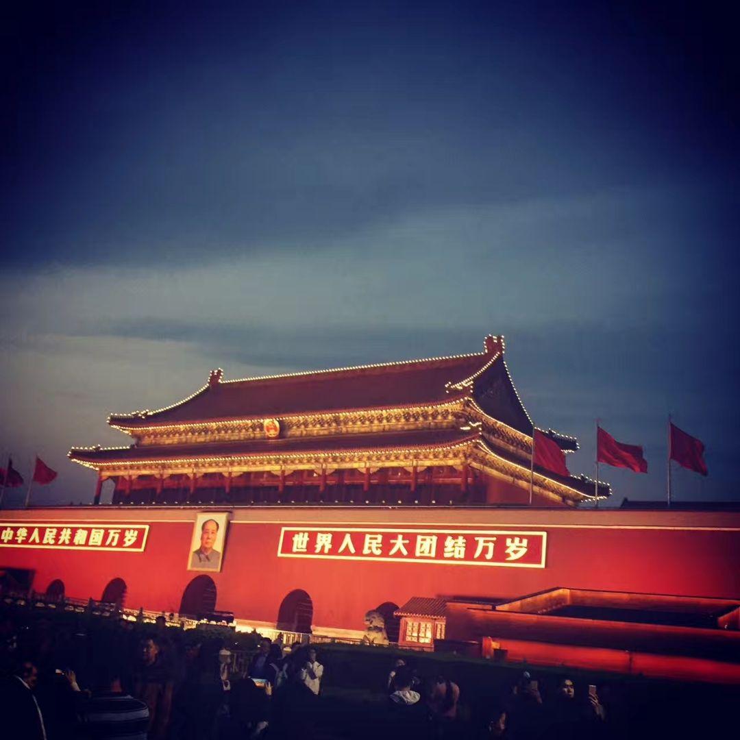 天安门广场