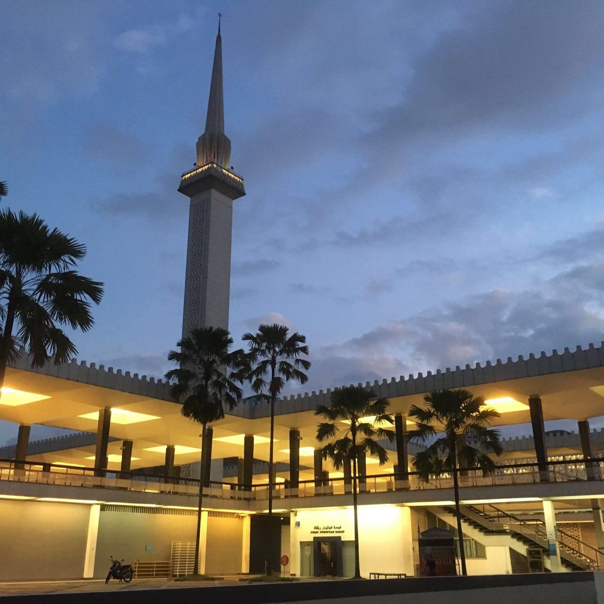国家清真寺图片