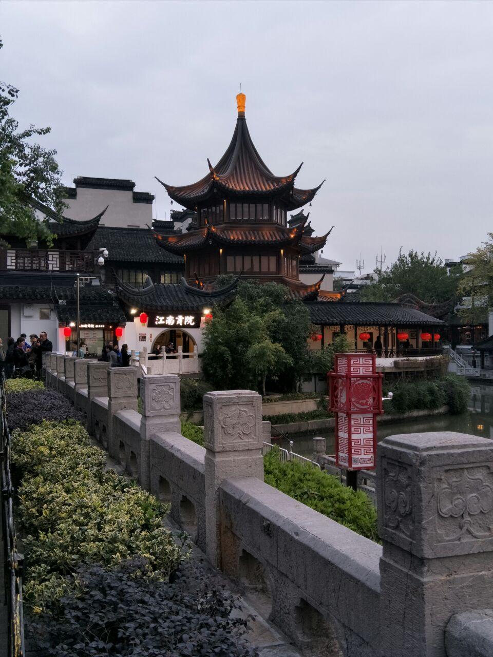 南京夫子庙小吃地�_【携程攻略】江苏南京夫子庙好玩吗,江苏夫子庙景点样