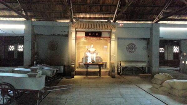 古井酒文化博览园opengl透明立方体绘制的图片