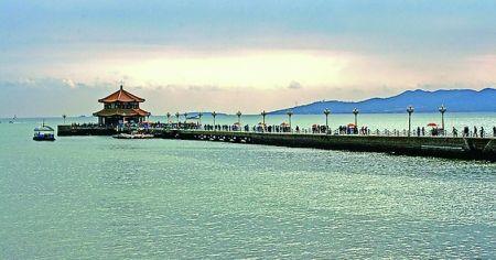 【携程攻略】青岛栈桥好玩吗,青岛栈桥景点怎么样