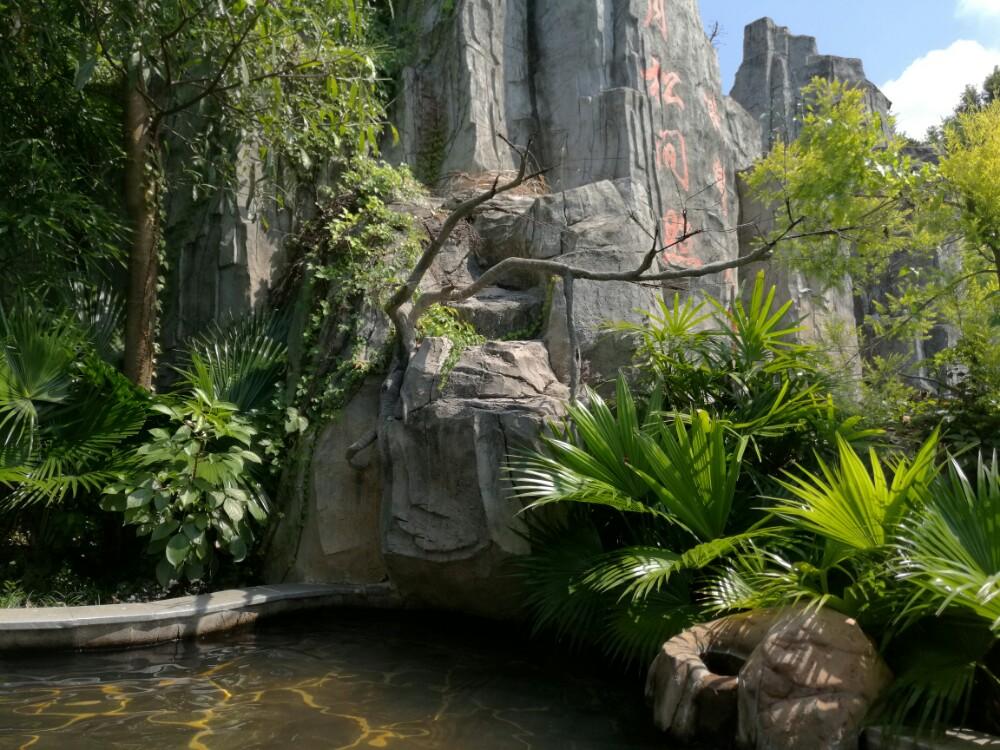 河源叶园温泉图片