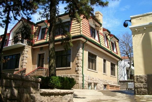 有很多欧式古典建筑