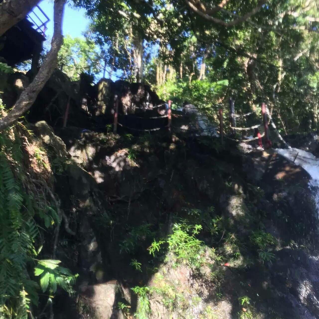 呀诺达热带雨林景区是由世界著名设计机构和中国最具