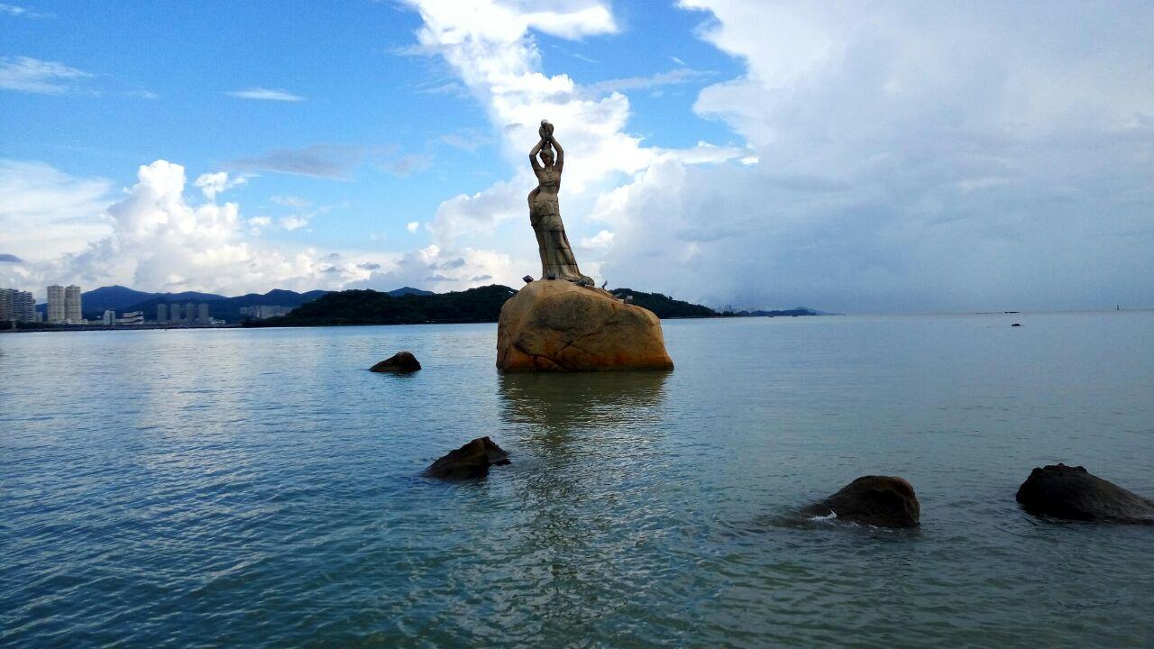 珠海的風景照高清