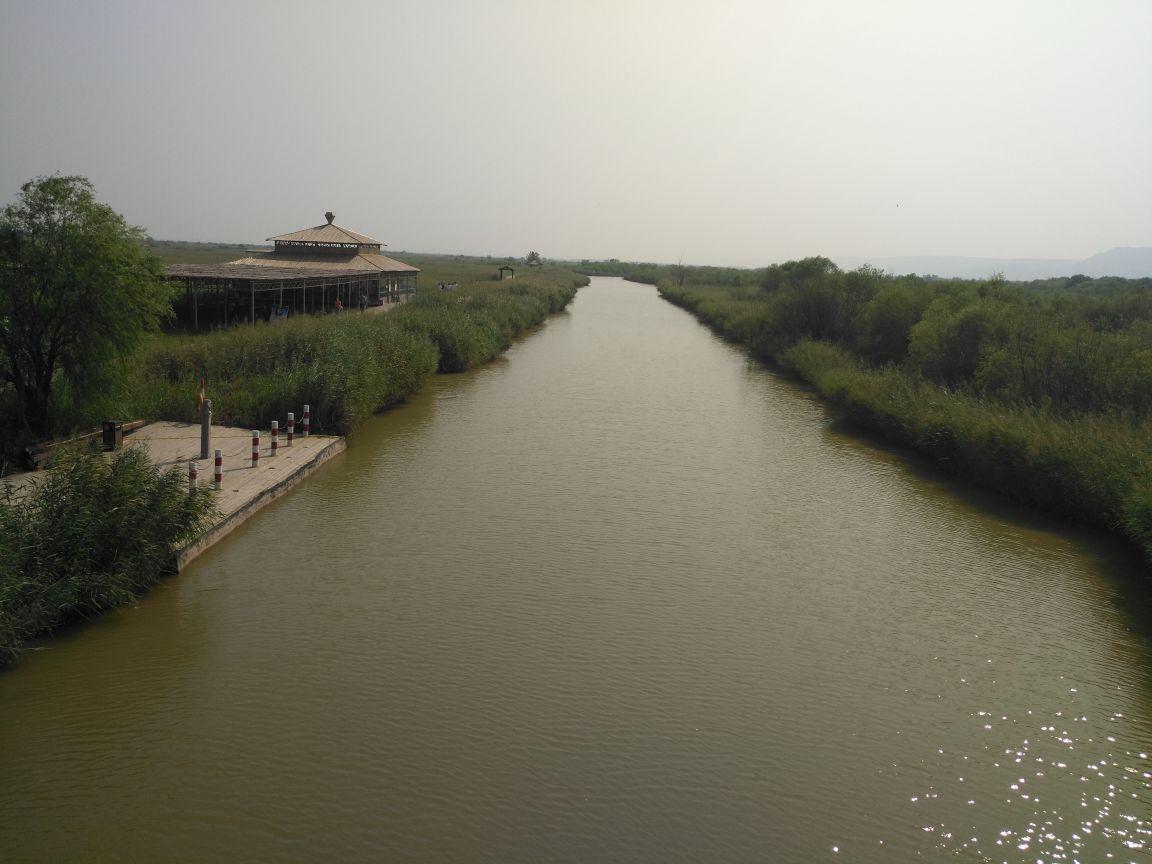 【携程攻略】渭南洽川风景区景点,洽川景区就象一颗在