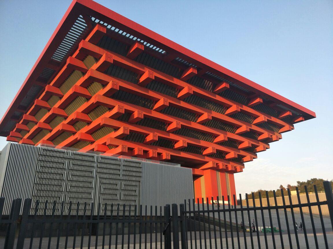 中华艺术宫由中国2010年上海世博会中国国家馆改建而成,于2012年10月