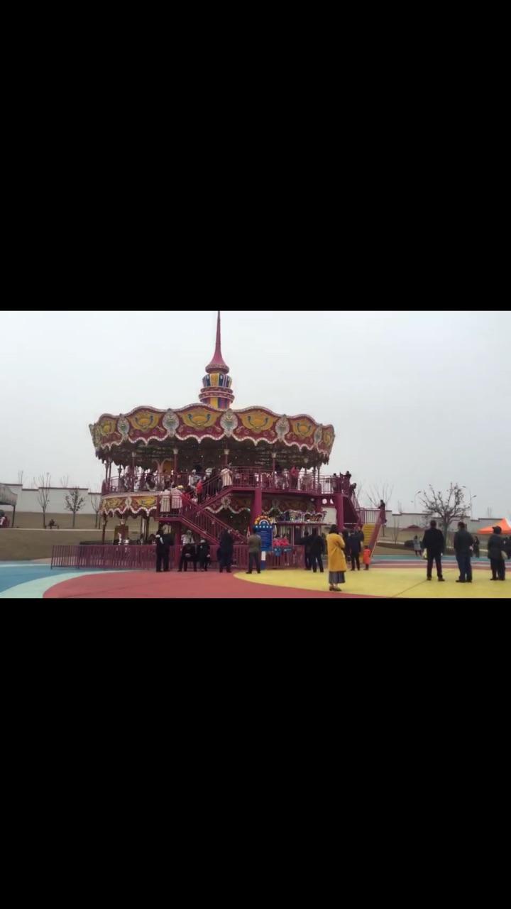 子胥湖·欢乐嘉年华主题乐园