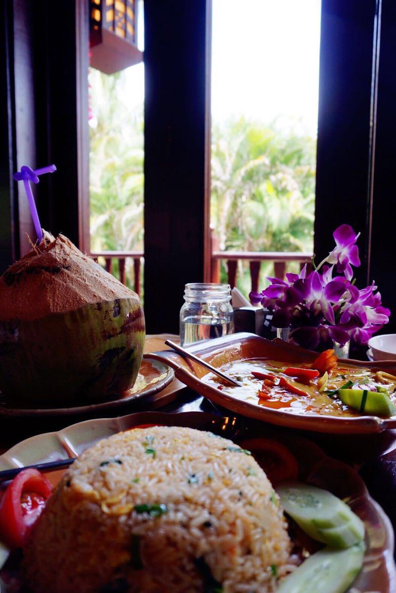 【携程攻略】三亚亚龙湾红树林度假酒店泰餐厅餐馆,赞