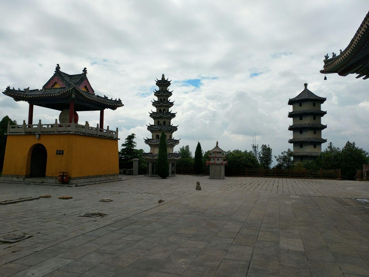 【携程攻略】安徽淮南寿县八公山森林公园好玩吗,安徽