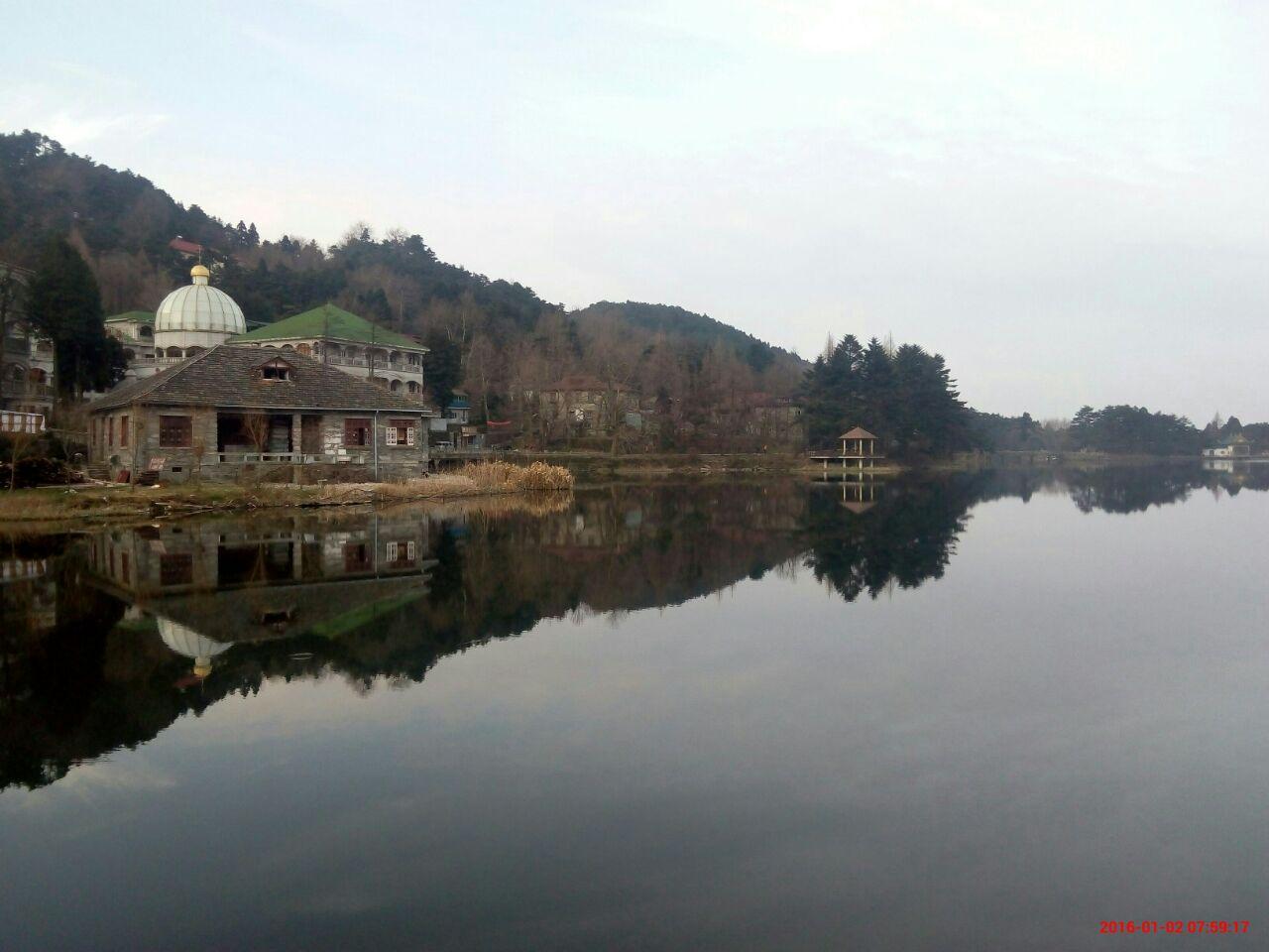 【携程攻略】庐山风景区如琴湖好玩吗,庐山风景区如琴