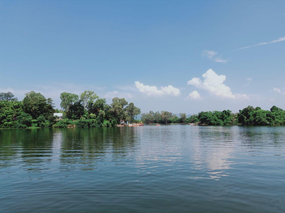 【携程攻略】简阳三岔湖风景区好玩吗,简阳三岔湖风景
