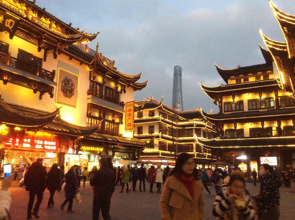 上海城隍庙