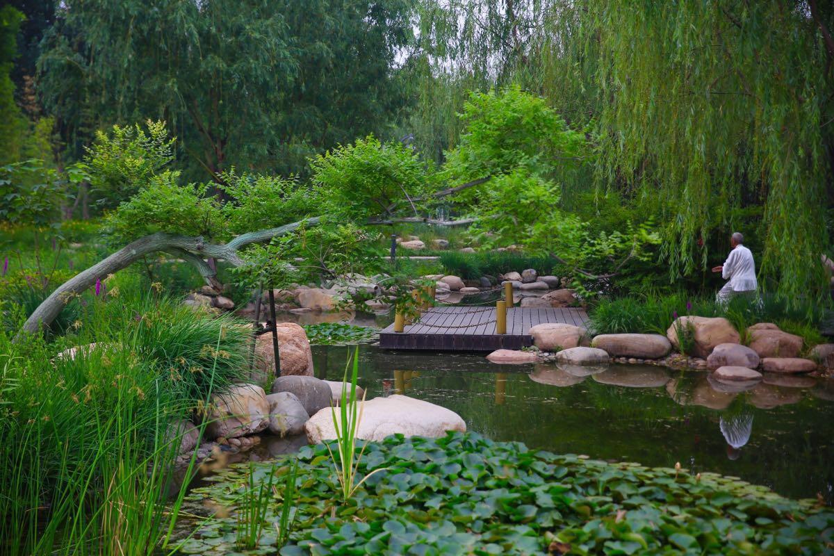 【携程攻略】天津武清区文化公园好玩吗