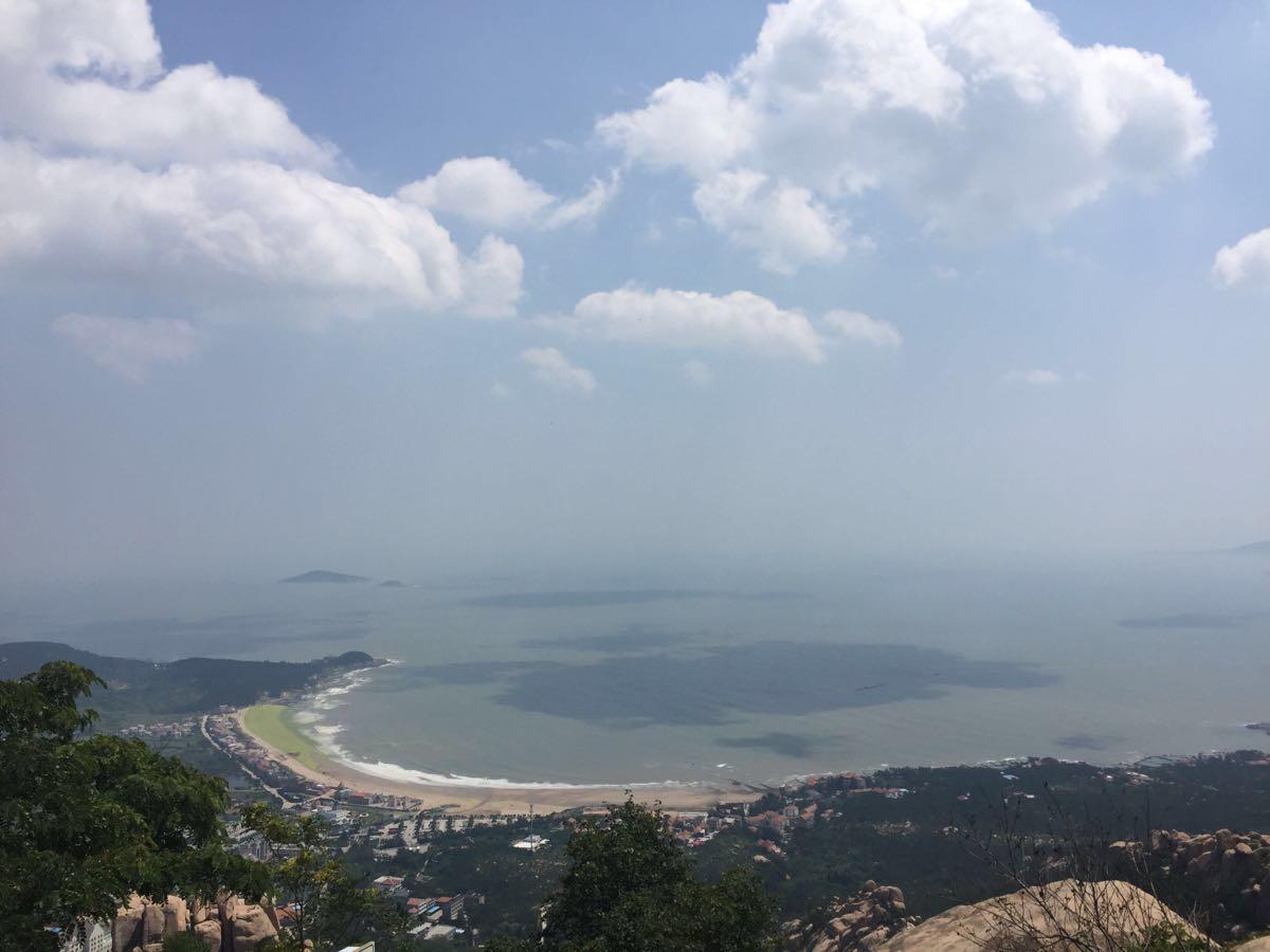 【携程攻略】山东青岛仰口风景区好玩吗,山东仰口风景