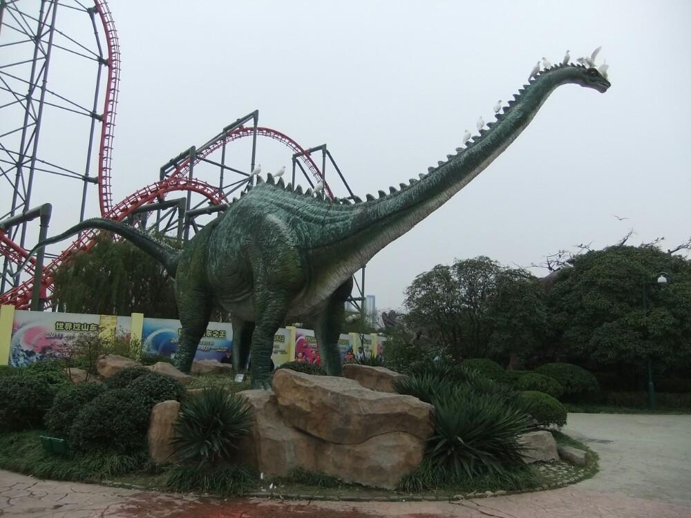 常州恐龙园好玩吗