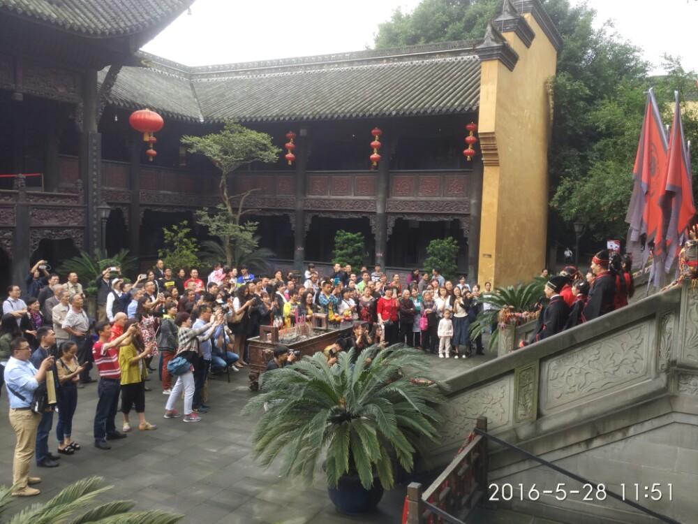 【携程攻略】重庆湖广会馆好玩吗