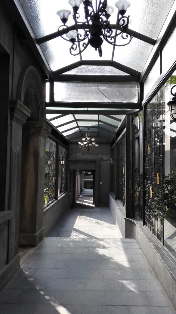 1000平饭店装修电路图
