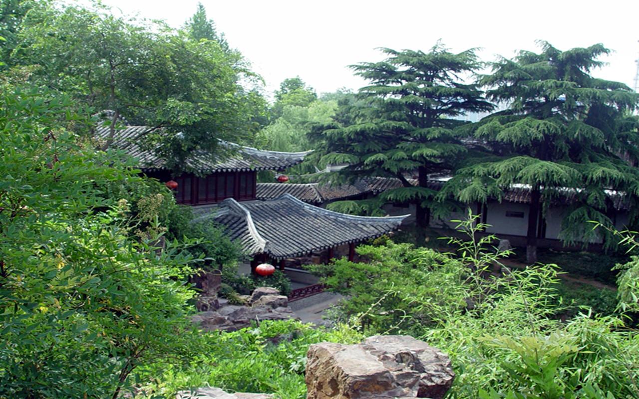 如皋文峰城市酒店 水绘园门票2张 酒店靠近小吃一条街