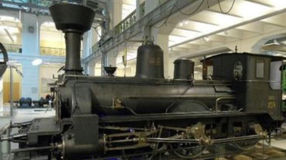 工业机械博物馆