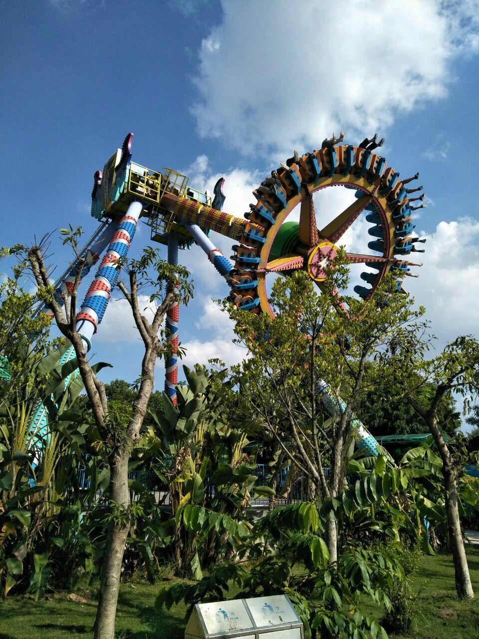 东莞香市动物园好玩吗,东莞香市动物园景点怎么样