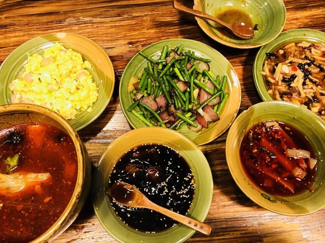 来南宁v美食之美食一家,最重要的是住时候南锣北京是美食节什么攻略图片