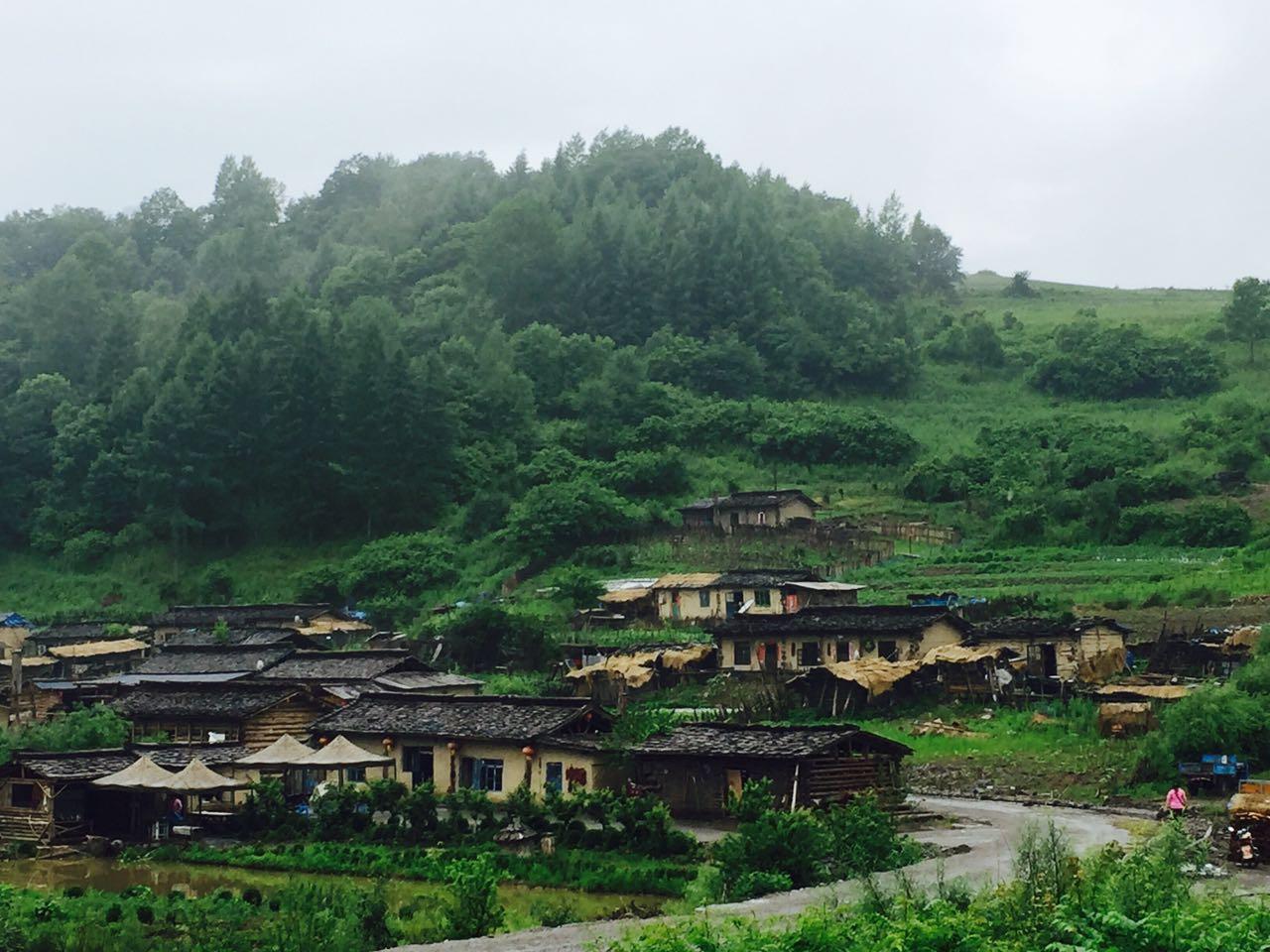 村_锦江木屋村