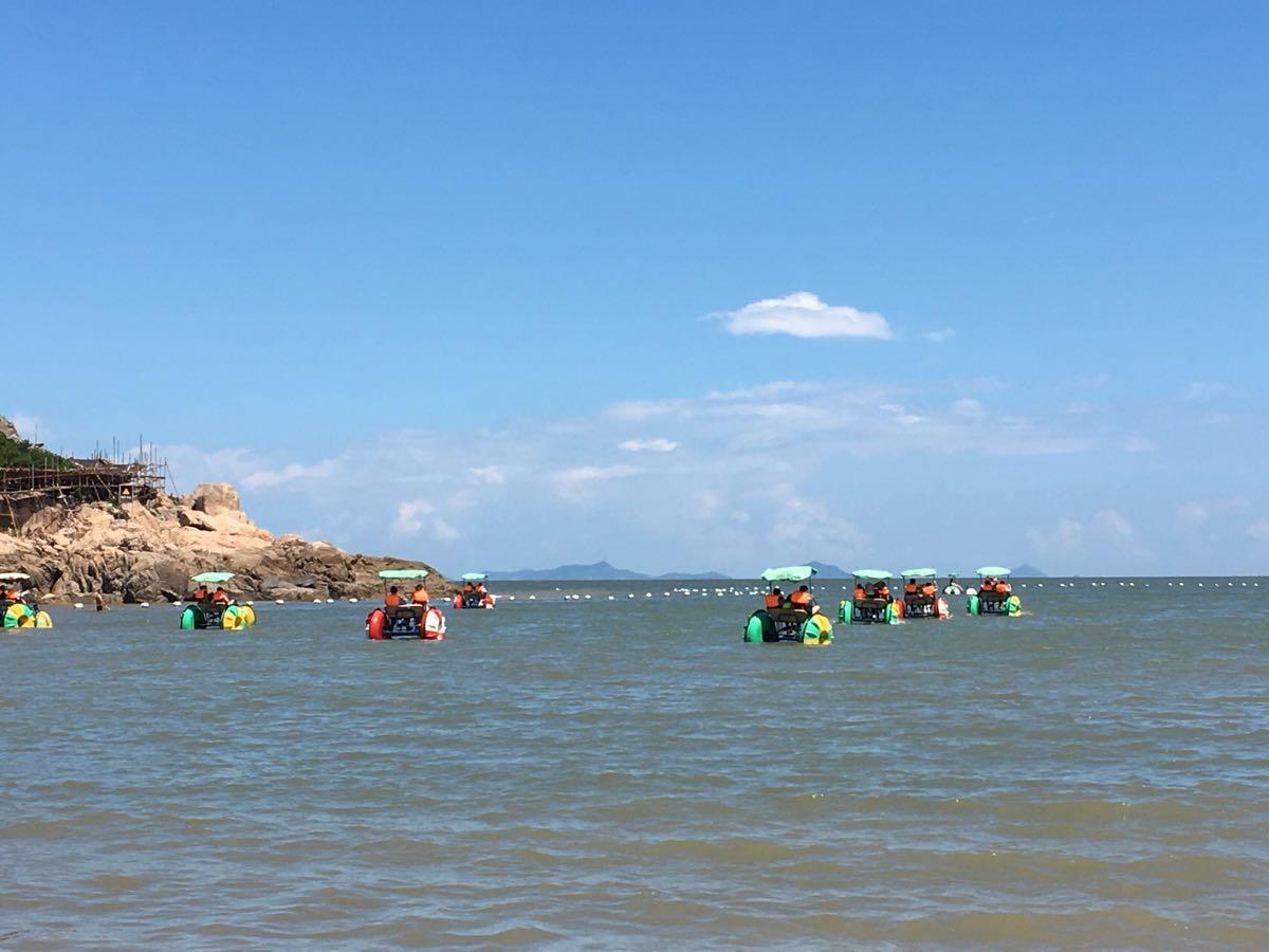 松兰山海滨度假区旅游景点攻略图铂涛在线旅行选房攻略图片
