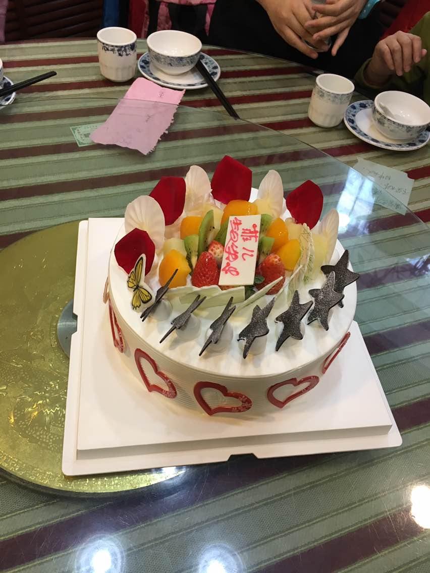 葡萄树蛋糕盘手工制作图片