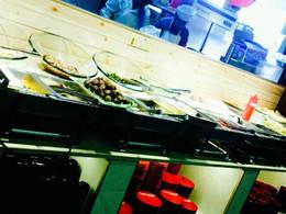 淄博句罗道临淄自助攻略(韩式店)烤肉,句罗道韩腊肉v攻略炉图片
