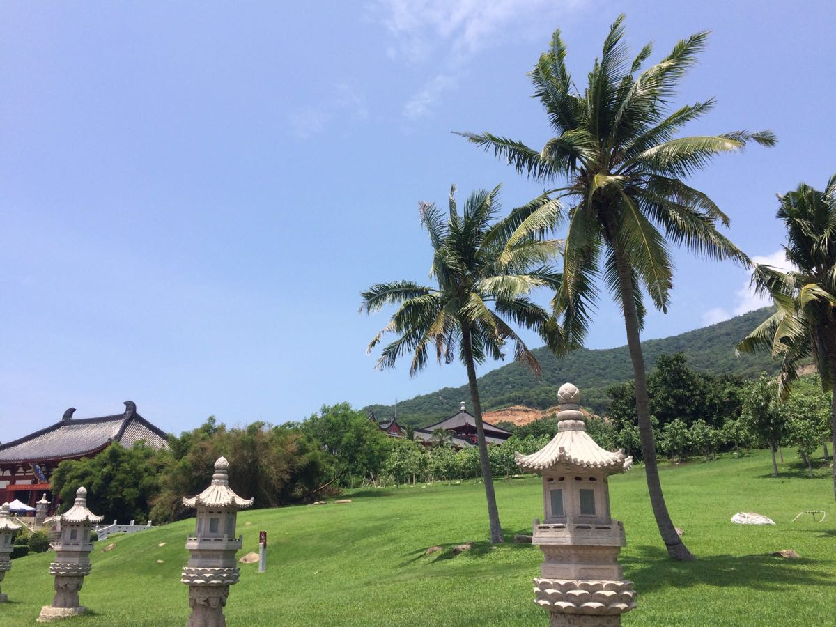 南山文化旅游区