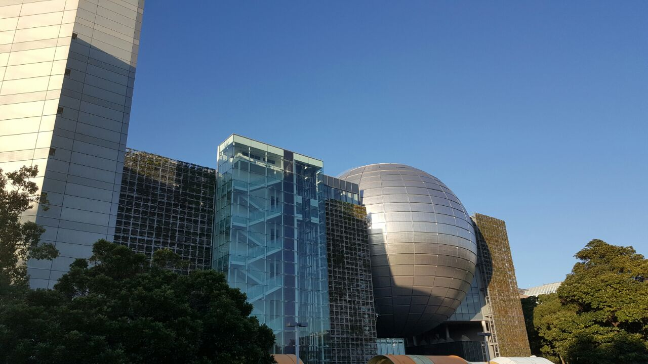 名古屋市科学馆旅游景点攻略图