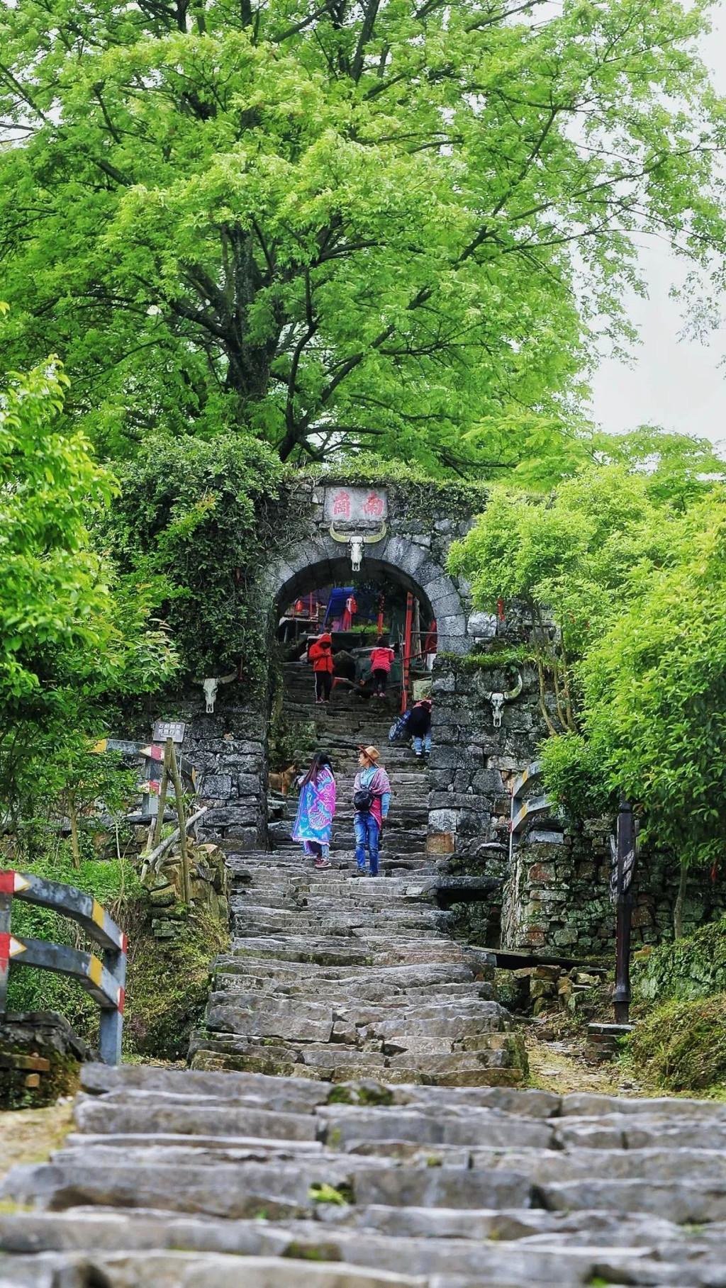 连南的每一处风景都是美好的.