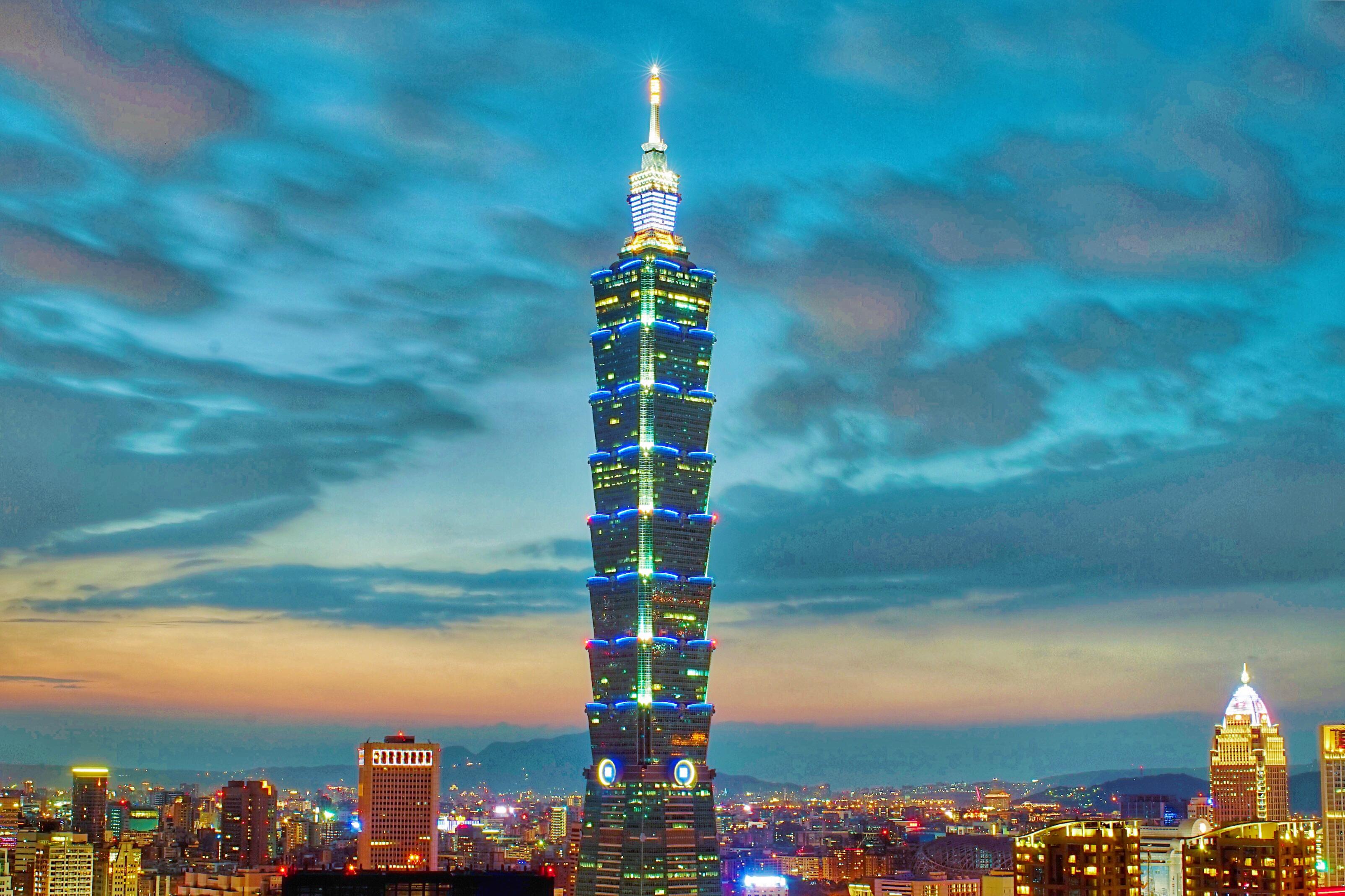 【携程攻略】台湾台北台北101大楼好玩吗,台湾台北101图片
