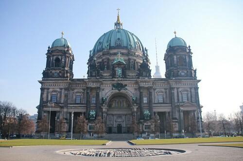 柏林大教堂图片