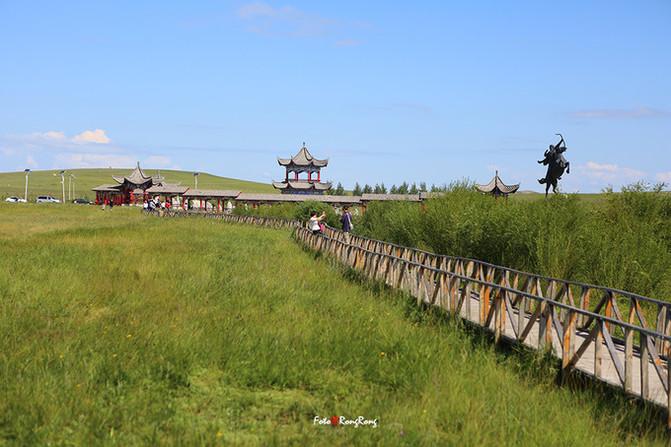 【探访《狼图腾》拍摄地乌拉盖大草原 附沿线景区旅游