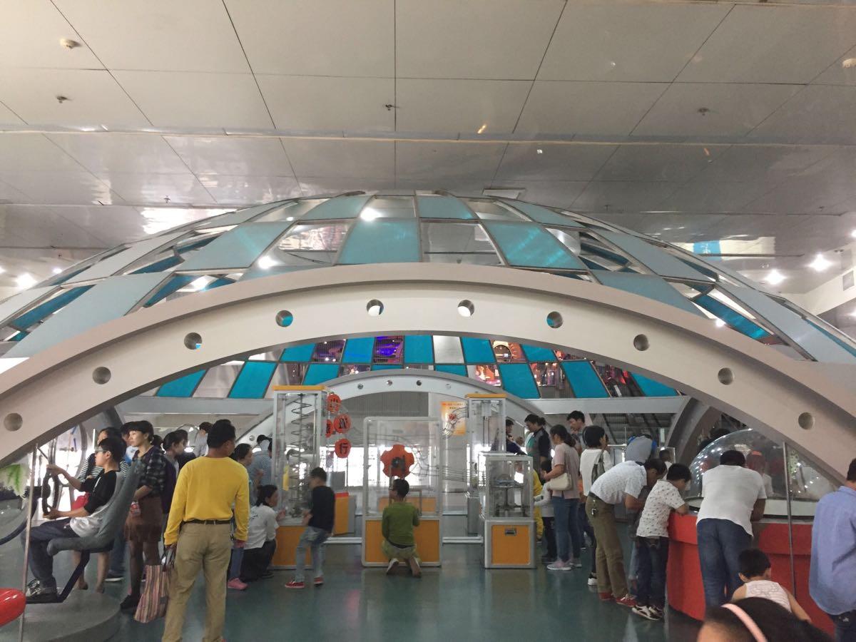 北京旅游去哪玩?哪好玩?科技馆好玩吗