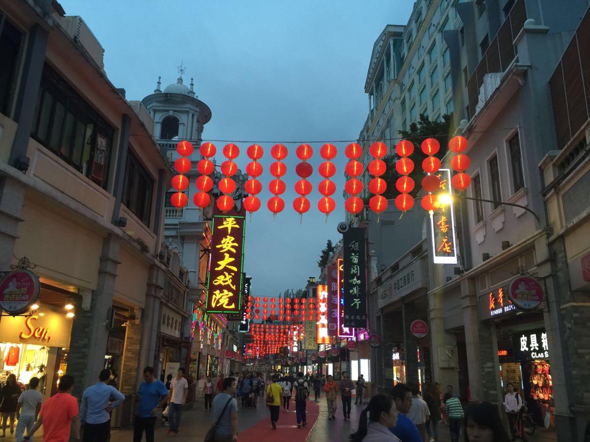 【携程攻略】广州上下九步行街怎么样/如何去,上下九