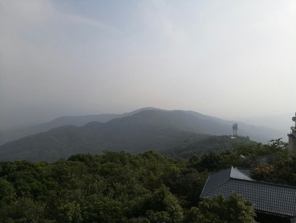【携程攻略】广东东莞大岭山森林公园好玩吗图片